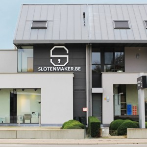 slotenmakerij nieuwe showroom te Mechelen - Slotencentrale NV